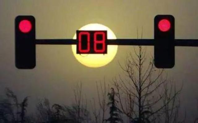 深圳闖紅燈如何處罰