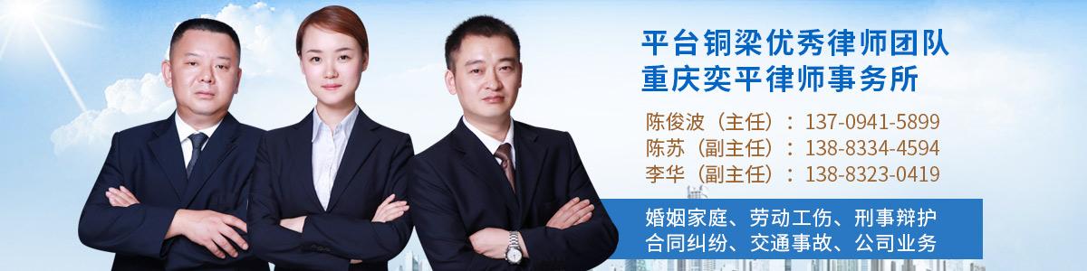 铜梁区奕平团队律师