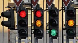 新交規闖黃燈如何處罰