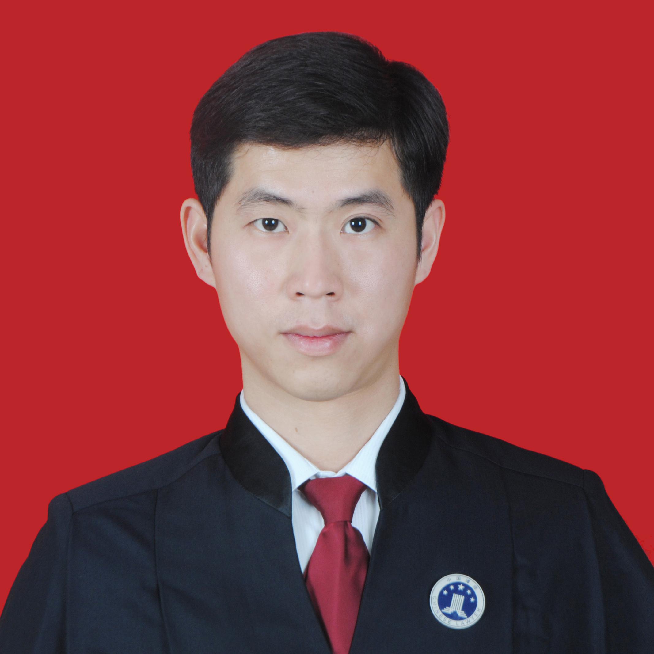 张逸_律师照片