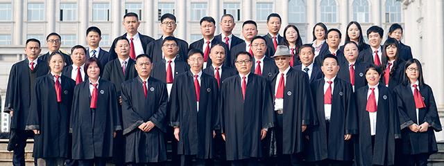 婁底律師-宇能律所團隊